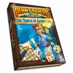 Penny Papers : Temple Of Apikhabu