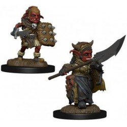 WizKids Wardlings: Goblin (Male & Female)
