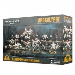 Apocalypse T'au Empire Vanguard Detachment