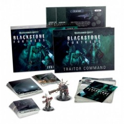 Blackstone Fortress: Traitor Command (English)