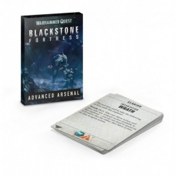 Blackstone Fortress: Advanced Arsenal (English)