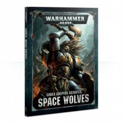 Codex Space Wolves (Hardback) (FRANCAIS)