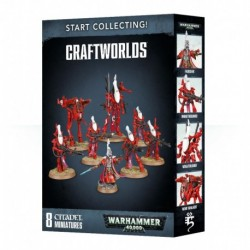 Start Collecting Craft World