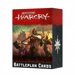 Warcry Battle Plan Cards (ENGLISH)