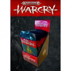 Warcry Flesh-Eater Courts Card Pack