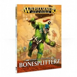 Bonesplitterz Battletome (FRENCH)(Softback)