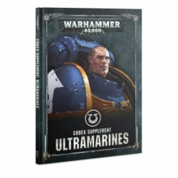 Codex: Ultramarines (Hardback) (English)