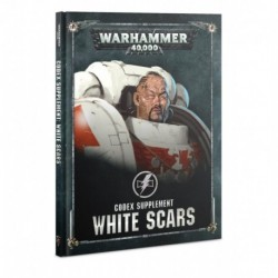 Codex: White Scars (Hardback) (FRANCAIS)