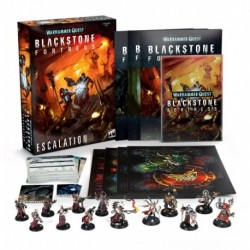 Blackstone Fortress: Escalation (FRANCAIS)