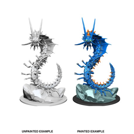 D&D Nolzur's Marvelous Miniatures: Adult Remorhaz
