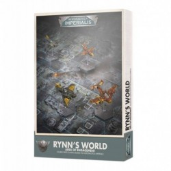 Aeronautica Imperialis: Rynn's World Air Area of Engagement Board