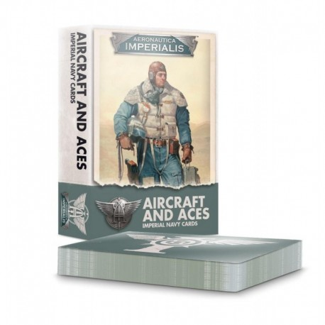 Aeronautica Imperialis: Aircraft And Aces: Imperial Navy Cards