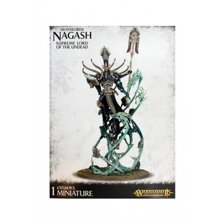 DEATHLORDS NAGASH SUPREME LORD OF UNDEAD