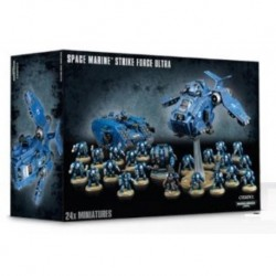Space Marine Strike Force Ultra