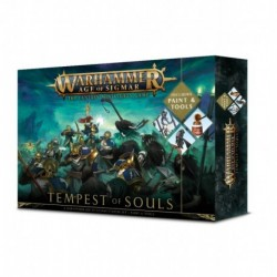 Age of Sigmar: Tempest Of Souls with Paint Set (English)