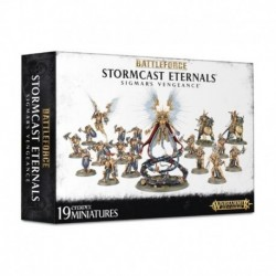 Battleforce Stormcast Eternals Sigmar's Vengeance