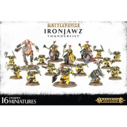 Battleforce Ironjawz Thunderfist