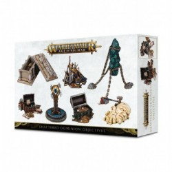 Age of Sigmar : Shattered Dominion Objectives