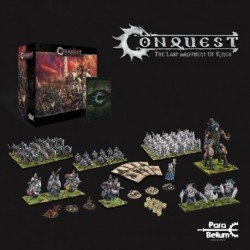 "Conquest ""The Last Argument of Kings "" , Two Player Starter Set EN"