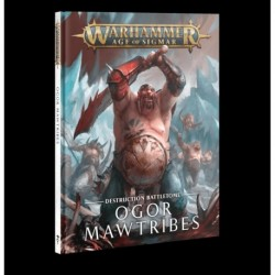 Battletome: Ogor Mawtribes (Hardback) (English)