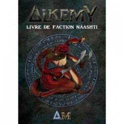 Livre faction Naashti FR