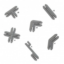 Battle Systems Plastic Terrain Clips