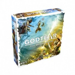 Godtear The Borderlands Starter Set - Titus - The Disgraced / Finvarr - Lord of Mirages (ENGLISH)
