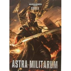CODEX: ASTRA MILITARUM (SOFTBACK) ENGLISH