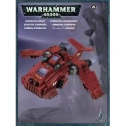 ESCORTEUR STORMRAVEN DES BLOOD ANGELS