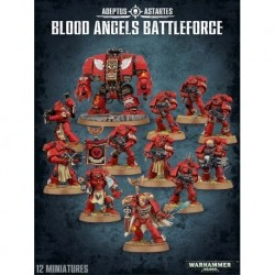BLOOD ANGELS BATTLEFORCE