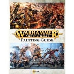 AGE OF SIGMAR: PAINTING GUIDE (FRANCAIS)