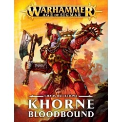 BATTLETOME: KHORNE BLOODBOUND (ENGLISH)