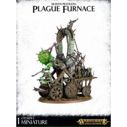 SKAVEN PESTILENS PLAGUE FURNACE / screaming belll