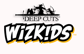 Wizkids Deep Cuts Miniatures