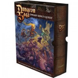 Dungeon Saga: la Quête du...