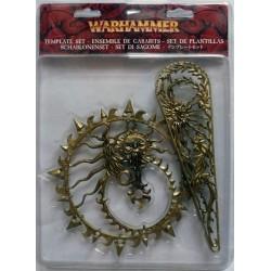 Warhammer Template Set
