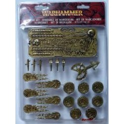 Warhammer Counter Set