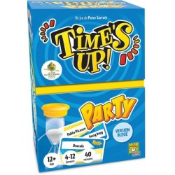 Time's Up – Party 2 Bleu