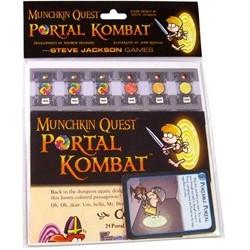 Munchkin Quest – Portal Combat