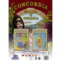 Concordia – Gallia/Corsica