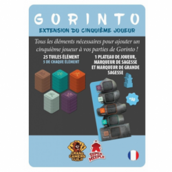Gorinto – 5ème joueur
