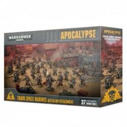 Apocalypse Chaos Space...