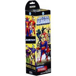 HeroClix Booster - Justice...