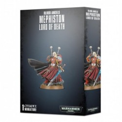 Blood Angels Mephiston Lord...