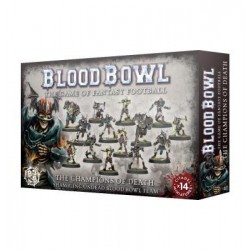 Blood Bowl: Champions Of...