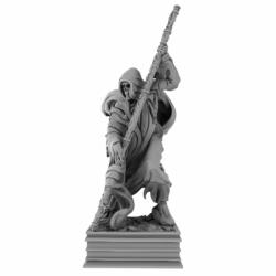 The Archvillain Statue