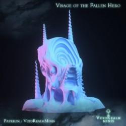 Visage Of The Fallen Hero