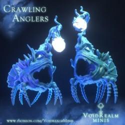 Crawling Anglers