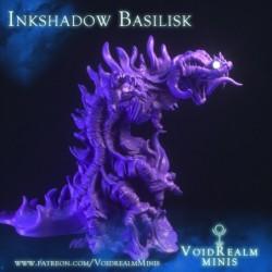 Ink Shadow Basilisk
