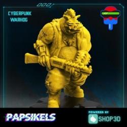 Cyber War Hog